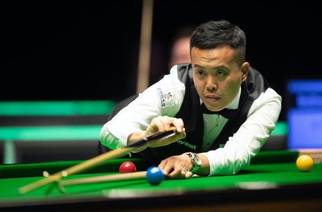 Marco Fu is among those who have withdrawn