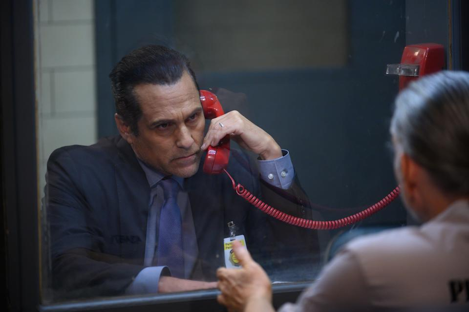 """GENERAL HOSPITAL - """"General Hospital"""" airs Monday-Friday, on ABC (check local listings). (Nick Agro via Getty Images) MAURICE BENARD"""