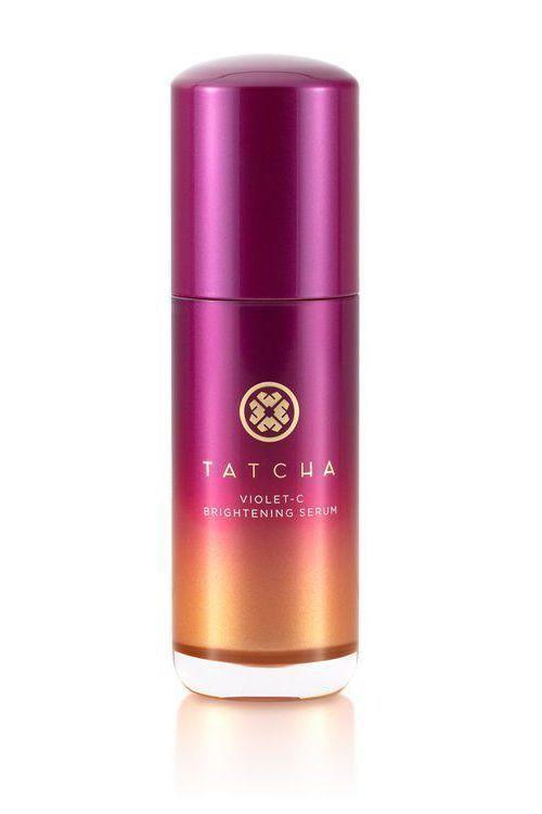 """<p><strong>Tatcha</strong></p><p>sephora.com</p><p><strong>$88.00</strong></p><p><a href=""""https://go.redirectingat.com?id=74968X1596630&url=https%3A%2F%2Fwww.sephora.com%2Fproduct%2Fviolet-c-brightening-serum-vitamin-c-aha-P439058&sref=https%3A%2F%2Fwww.oprahmag.com%2Fbeauty%2Fg28640232%2Fbest-vitamin-c-serums%2F"""" rel=""""nofollow noopener"""" target=""""_blank"""" data-ylk=""""slk:Shop Now"""" class=""""link rapid-noclick-resp"""">Shop Now</a></p><p>This popular Tatcha serum (it's been favorited by Sephora customers over 70,000 times!) contains a whopping 20 percent vitamin C and 10 percent AHA to help your face achieve that glow-from-within look. It's so good, one reviewer called it her """"magic potion.""""</p>"""