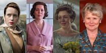 "<p><a href=""https://www.cosmopolitan.com/uk/entertainment/a34818150/netflix-warning-the-crown-is-fictional/"" rel=""nofollow noopener"" target=""_blank"" data-ylk=""slk:The Crown"" class=""link rapid-noclick-resp"">The Crown</a> is arguably one of the best shows on Netflix of all time.<a href=""https://www.cosmopolitan.com/uk/entertainment/a27096828/the-crown-season-4-release-date/"" rel=""nofollow noopener"" target=""_blank"" data-ylk=""slk:Thanks to the massive budget"" class=""link rapid-noclick-resp""> Thanks to the massive budget</a> (rumoured to be £1million an episode), great scripts and even better casting, millions of us tune in to watch the dramatisation of the Royal family's life. The streaming service have said the next series <a href=""https://www.cosmopolitan.com/uk/entertainment/a30039438/the-crown-season-5-release-date-cast/"" rel=""nofollow noopener"" target=""_blank"" data-ylk=""slk:will be the fifth and final instalment,"" class=""link rapid-noclick-resp"">will be the fifth and final instalment,</a> with a brand new cast of actors taking on the lead roles. Let's take a look back at the cast from series one to five, and how the portrayal of the Royal family has changed. </p>"