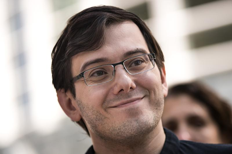 Martin Shkreli's Ex-Lawyer Convicted of Aiding Him in Fraud Schemes