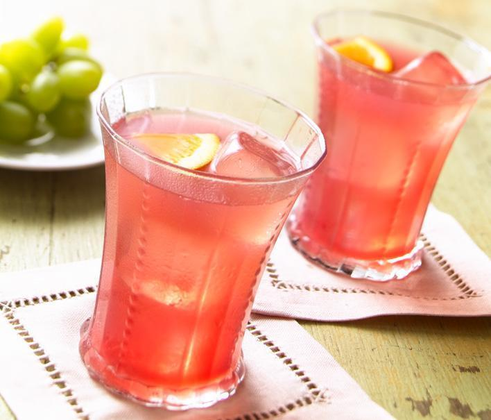 """<p><a href=""""https://www.thedailymeal.com/drink/best-mocktail-recipes?referrer=yahoo&category=beauty_food&include_utm=1&utm_medium=referral&utm_source=yahoo&utm_campaign=feed"""" rel=""""nofollow noopener"""" target=""""_blank"""" data-ylk=""""slk:Mocktails are delightful"""" class=""""link rapid-noclick-resp"""">Mocktails are delightful</a> drinks when you don't drink alcohol or you just want something refreshing. This cranberry kiss is bright and bubbly.</p> <p><a href=""""https://www.thedailymeal.com/recipes/cranberry-kiss-mocktail?referrer=yahoo&category=beauty_food&include_utm=1&utm_medium=referral&utm_source=yahoo&utm_campaign=feed"""" rel=""""nofollow noopener"""" target=""""_blank"""" data-ylk=""""slk:For the Cranberry Kiss recipe, click here."""" class=""""link rapid-noclick-resp"""">For the Cranberry Kiss recipe, click here.</a></p>"""