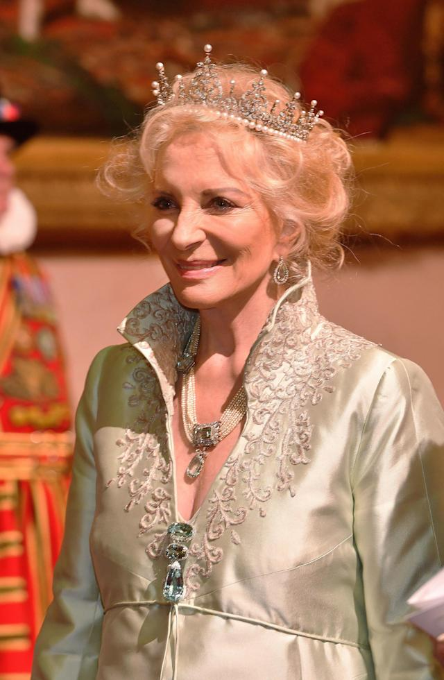 Princess Michael of Kent has come under fire for her remarks on race. (Photo: John Stillwell/Pool via REUTERS)