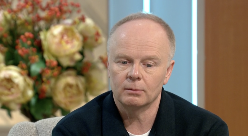 Jason Watkins explained how filming the scenes about Aberfan were a struggle. (ITV)