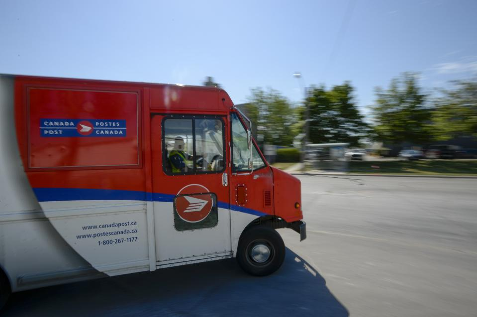 Canada Post is investigating as to why the parcel took almost eight years to arrive. Source: Getty Images