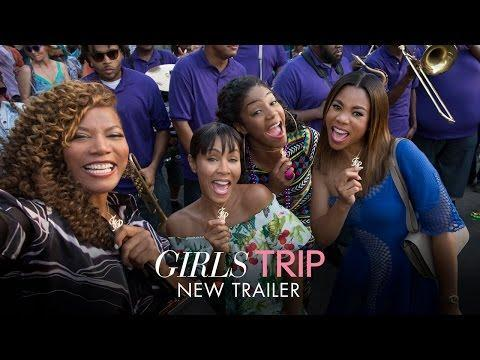 """<p>What happens when a group of girlfriends decide to go on a reconnecting trip? A wild ride to the Essence Music Festival, of course. It's a tale of friendship, laughter, and some steamy moments you wouldn't see coming. And the cast? With Queen Latifah and Tiffany Haddish, you're bound to be laughing from start to finish. </p><p><a class=""""link rapid-noclick-resp"""" href=""""https://www.youtube.com/watch?v=2BWVeHOydCY"""" rel=""""nofollow noopener"""" target=""""_blank"""" data-ylk=""""slk:WATCH NOW"""">WATCH NOW</a></p><p><a href=""""https://www.youtube.com/watch?v=7jE61BzKmgQ"""" rel=""""nofollow noopener"""" target=""""_blank"""" data-ylk=""""slk:See the original post on Youtube"""" class=""""link rapid-noclick-resp"""">See the original post on Youtube</a></p>"""