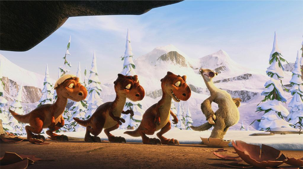 "<p class=""MsoNormal"">9. ICE AGE - $568,080,573</p><p class=""MsoNormal""><br> <a href=""http://movies.yahoo.com/movie/1810004564/info"">Ice Age: Dawn of the Dinosaurs</a> (2009) - $196,363,405 <a href=""http://movies.yahoo.com/movie/1808751386/info""><br>Ice Age: The Meltdown</a> (2006) - $195,329,763 <a href=""http://movies.yahoo.com/movie/1805540029/info""><br>Ice Age</a> (2002) - $176,387,405</p>"