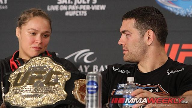 UFC 175 Medical Suspensions: Weidman, Rousey, and Faber Could Be Sidelined Until 2015