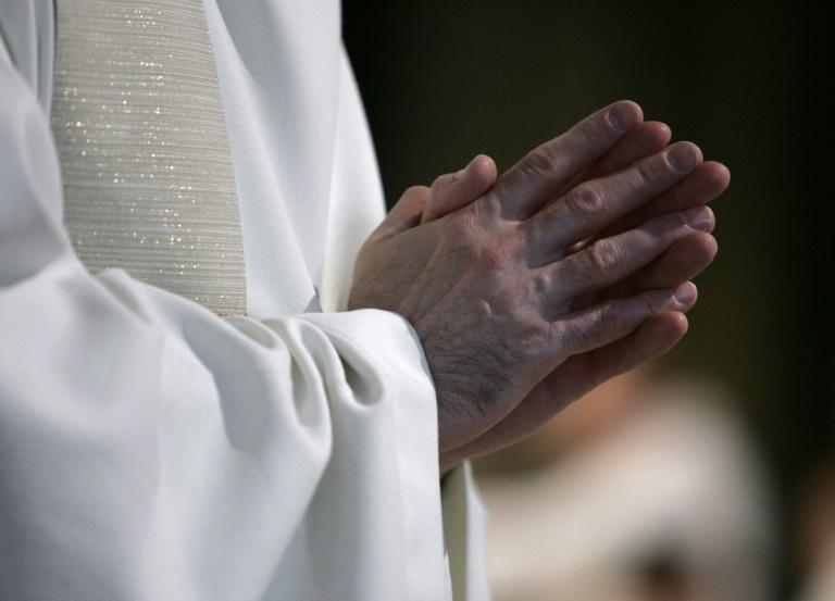Victims say the report into paedophilia in the Church 'will have the effect of a bomb' (AFP/FRANCOIS GUILLOT)