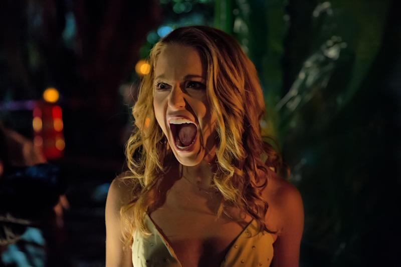 High notes: Tree Gelbman (Jessica Rothe) is having a very bad birthday: Universal Pictures