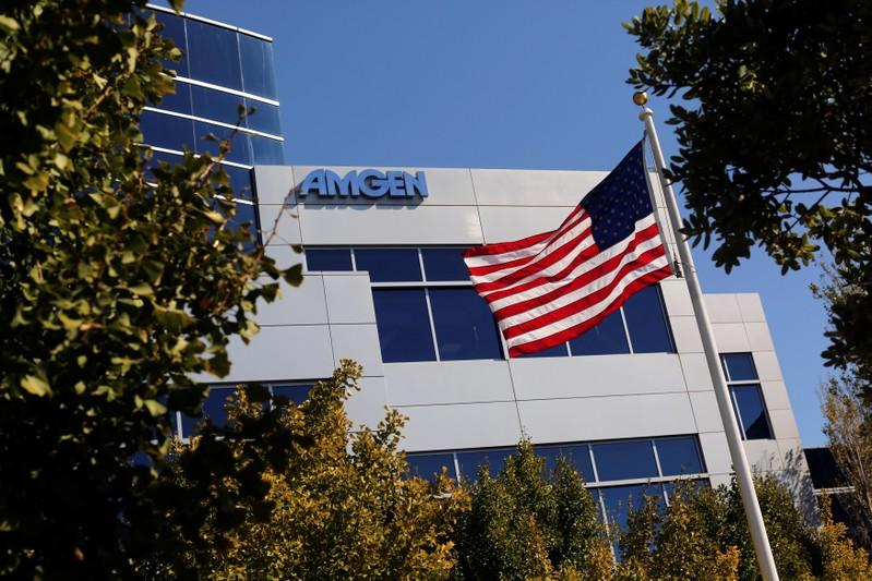 Amgen posts higher biosimilar sales, ends neuroscience program