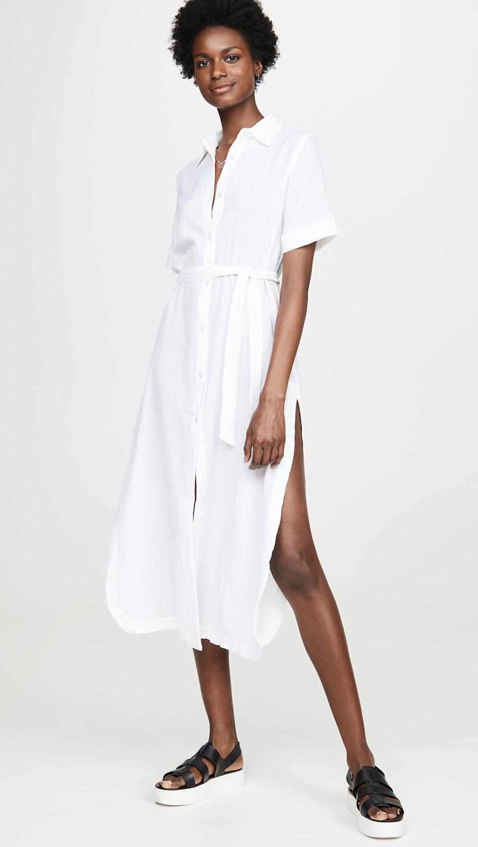 <p>This <span>DL1961 Fire Island Dress</span> ($179) defines casual Summer style.</p>