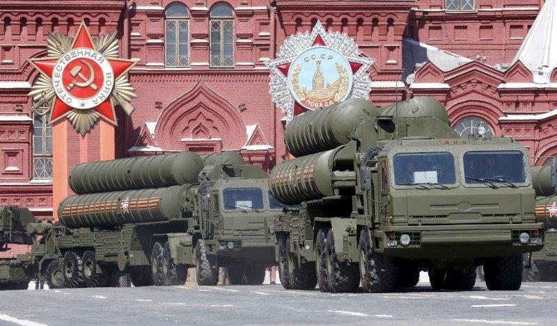 Turkey purchased four S-400 air defense systems, Russia's Rostec CEO says