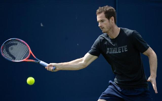 Andy Murray: Wimbledon waits to see if former champion is fit to compete after lengthy injury spell