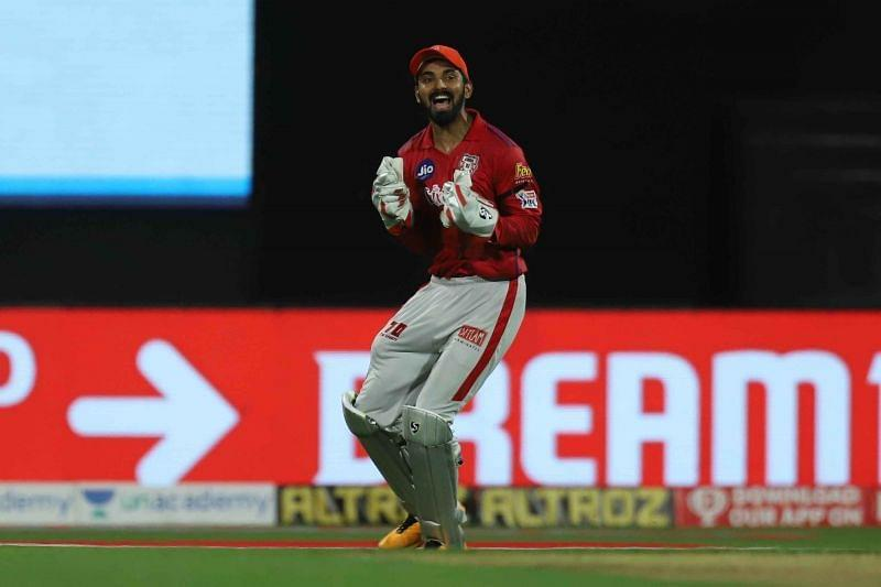 Glenn Maxwell had bowled 2 overs for 8 runs up until this point [PC: iplt20.com]