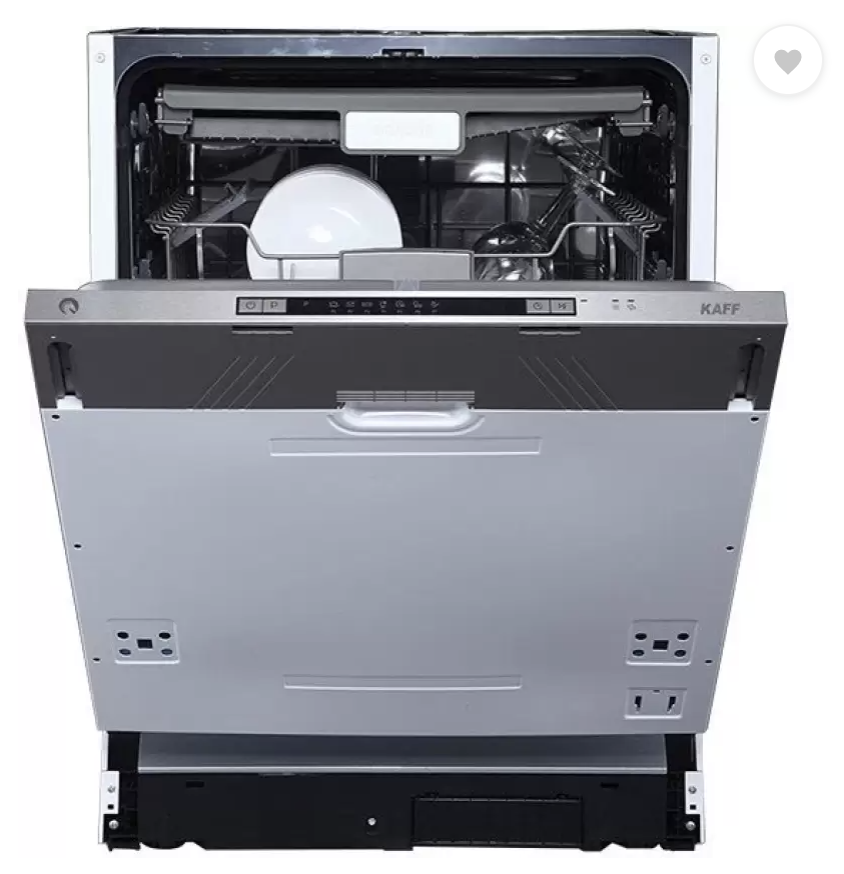 Kaff DW SPECTRA 60 Built-in 12 Place Settings Dishwasher