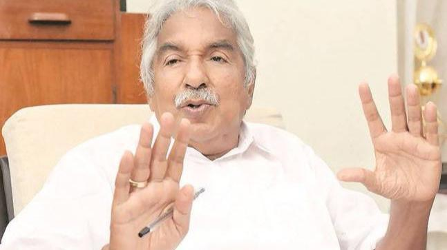 Former Kerala Chief Minister Oommen Chandy called the orange passport proposal discriminatory and said citizens should not be discriminated on the basis of their educational qualifications.