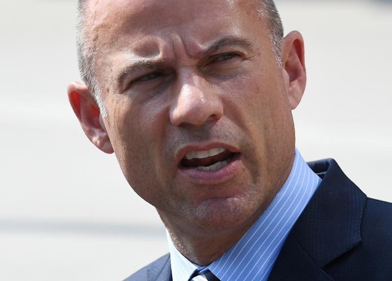 Attorney Michael Avenatti has been a thorn in the side of US President Donald Trump
