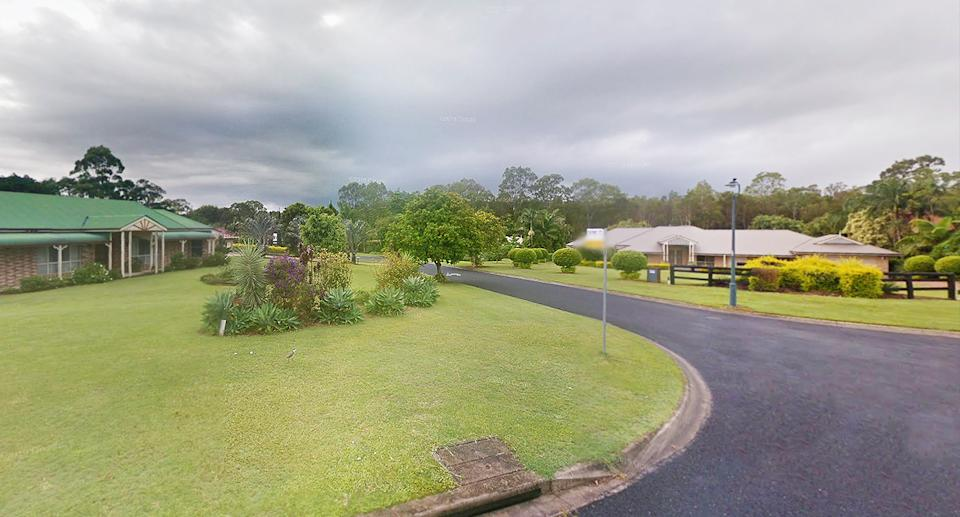 Emergency services rushed to a property on Darley Road. Source: Google Maps