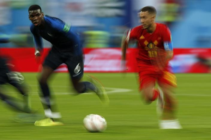 European successors to superstars such as France's Paul Pogba and Belgian wizard Eden Hazard could find the Premier League a no-go area after Brexit (AFP Photo/Odd ANDERSEN)