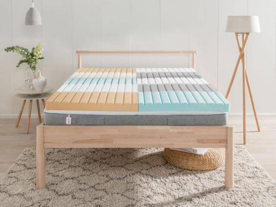 Hybrid mattresses can provide a more tailored sleeping experience with some offering customisable inserts (Tweak)