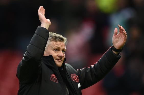 The interim manager has discussed transfer with the United board (AFP/Getty)