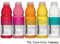 Coca-Cola owns the Glaceau vitaminwater brand