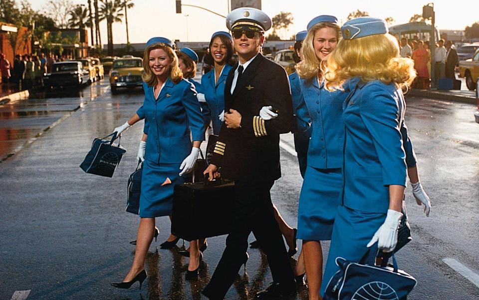 Catch Me If You Can: In which Leo played seasoned liar Frank Abagnale - Film Stills