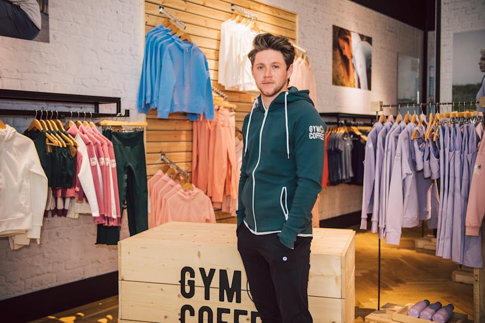 """<p>The Irish singer said he was """"delighted"""" by the ambitions of the young Dublin-based brand</p> (PR Image)"""