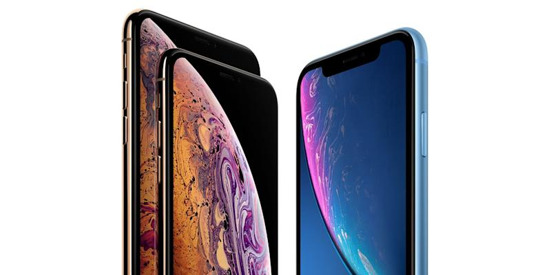 new iphones 2018