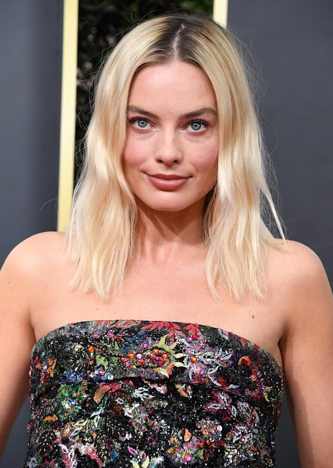 """The coolest new way to wear platinum hair is with a little bit of a darker root for a more effortless look. """"This is easiest to achieve on ladies who are platinum or already super blond,""""says New York City hairstylist <a href=""""https://www.instagram.com/laurengrummel/"""" rel=""""nofollow"""">Lauren Grummel.</a> """"If you're already platinum, all you need to ask for is a highlight retouch and a mini root shadow to further blend the line of demarcation. The contrast of the darker root to the blond highlight is very on trend for 2020."""""""