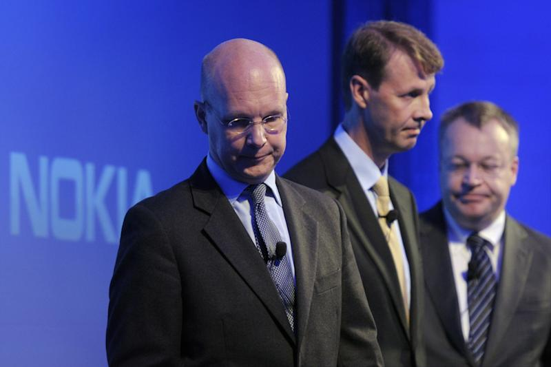 In Nokia acquisition, Microsoft tries to catch up