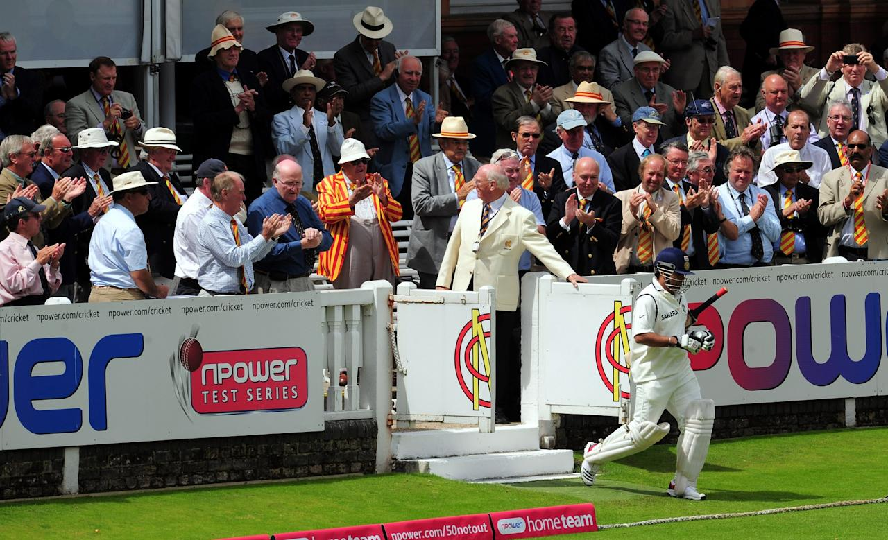 <p>Sachin has also played the most number of Tests with 200 matches to his name. Former Australian captains, Steve Waugh and Ricky Ponting are second on the list with 168 Test matches next to their names. </p>