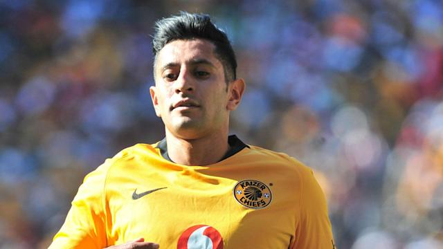 Kaizer Chiefs are leading 4-0 against Mamelodi Sundowns at half-time in the 2019 Shell Helix Ultra Cup clash