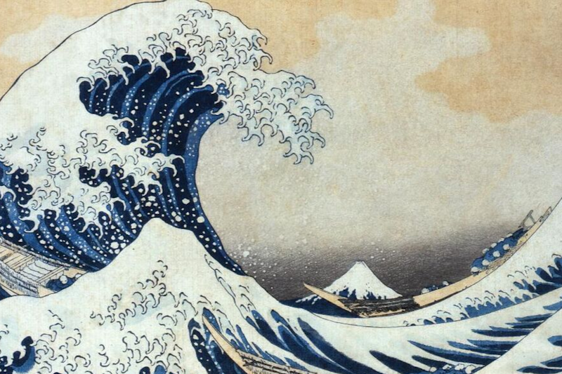 Why Hokusai's 'The Great Wave Off Kanagawa' Still Mystifies Art Lovers Almost 200 Years Later