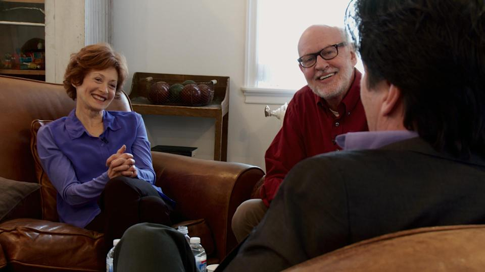 From left: Fran Brill, Frank Oz and Bill Baretta in 'Muppet Guys Talking' (Photo: Vibrant Mud LLC)