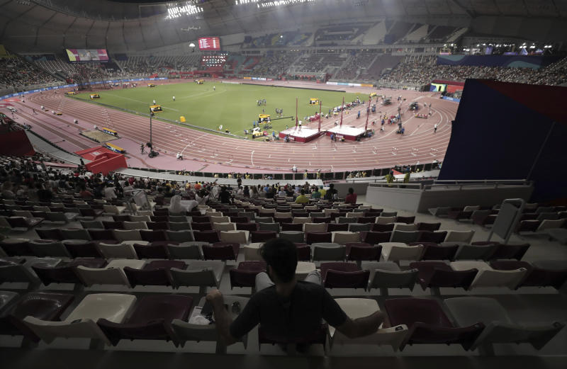 Qatar Athletics Worlds
