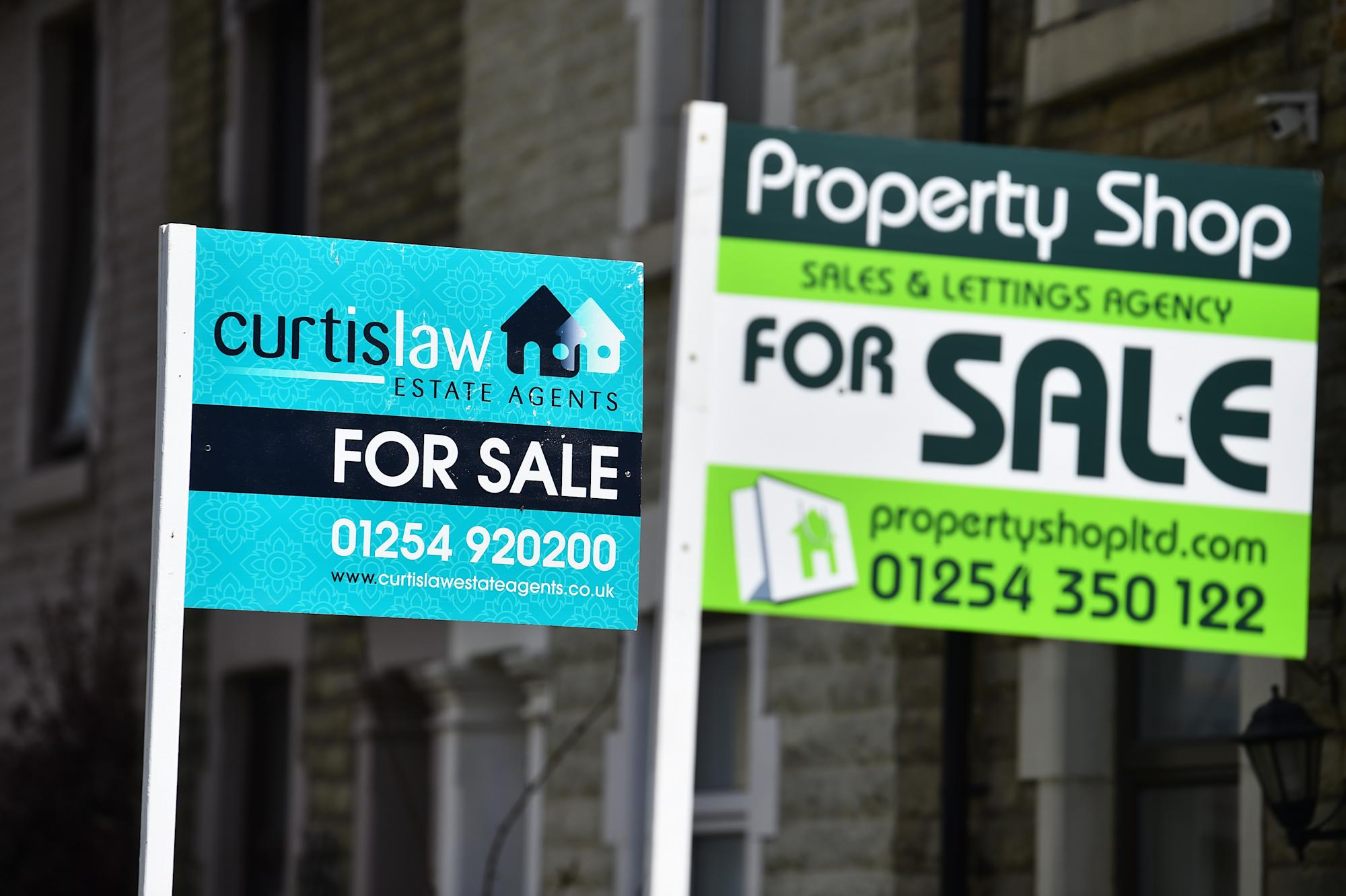 COVID 'created challenging conditions' for UK mortgage market