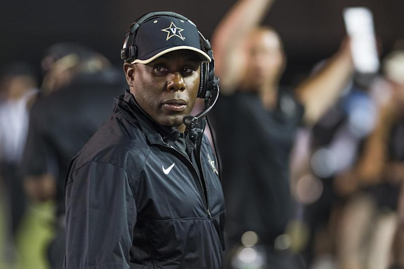 Stoic Vandy coach plans to be more demonstrative
