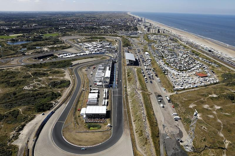 Zandvoort set to replace Barcelona on 2020 calendar