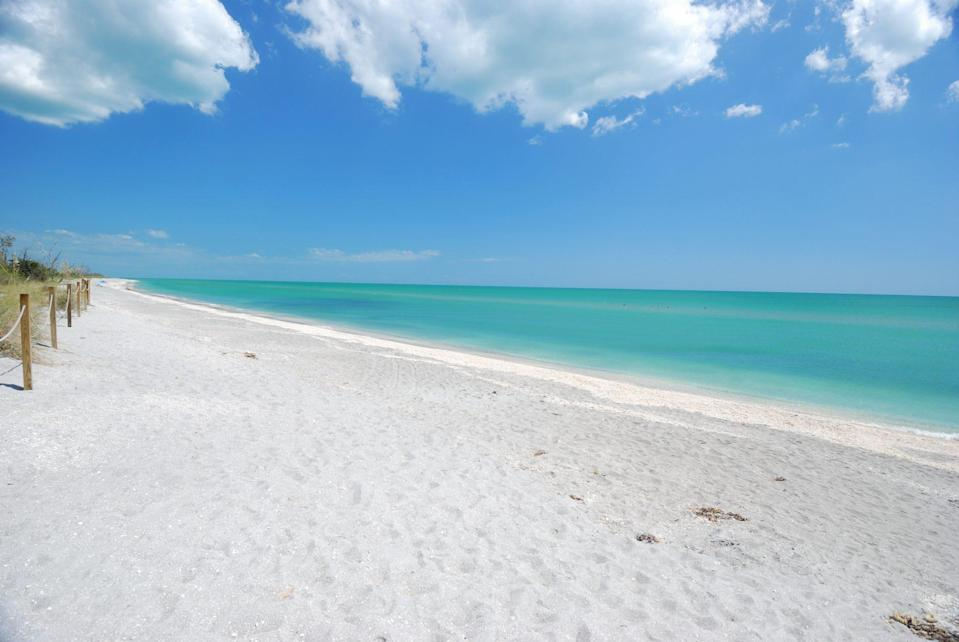 """<p>Perhaps one of the quirkiest beach towns in Florida, <a href=""""https://sanibel-captiva.org/"""" rel=""""nofollow noopener"""" target=""""_blank"""" data-ylk=""""slk:Captiva Island"""" class=""""link rapid-noclick-resp"""">Captiva Island</a> is full of character. Golf carts are the preferred method of transportation, and there are zero traffic lights on the island. Beaches here are second to none and offer some of the best shelling you can find. The island sparkles every year during the <a href=""""http://www.captivaholidayvillage.com/index.html"""" rel=""""nofollow noopener"""" target=""""_blank"""" data-ylk=""""slk:Captiva Luminary"""" class=""""link rapid-noclick-resp"""">Captiva Luminary</a> when residents light candles from one end of the island to the other, marking the launch of the holiday season.</p>"""