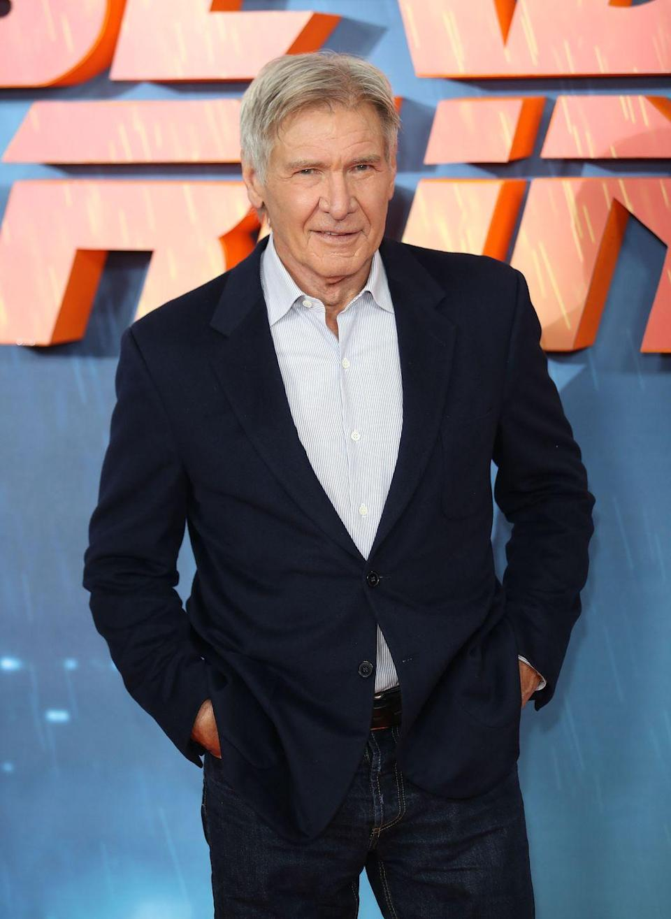 "<p>Height: 6'1""</p><p>I think it's safe to say that in Hollywood, in order to play some iconic roles, like Han Solo or Indiana Jones, you must be over six feet tall. </p>"