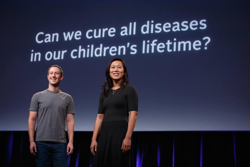Mark Zuckerberg is about to spend $3 billion trying to cure all diseases