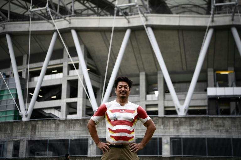 Hiroshi Moriyama says he has been impressed with the crowds that have packed stadiums for the Rugby World Cup in Japan
