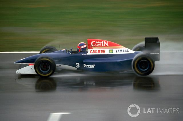 "Tyrrell 020 (1991-1993) <span class=""copyright"">Sutton Motorsport Images</span>"