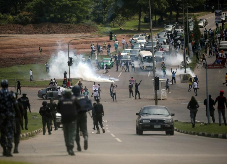 Protests that began 12 days ago over abuses by the Nigerian police's loathed Special Anti-Robbery Squad (SARS) have spiralled dramatically