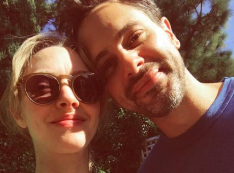 Amanda Seyfriend and husband Thomas Sadoski