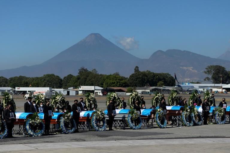 The Mexican government had offered to cover the costs of repatriating the remains of the murdered Guatemalan migrants