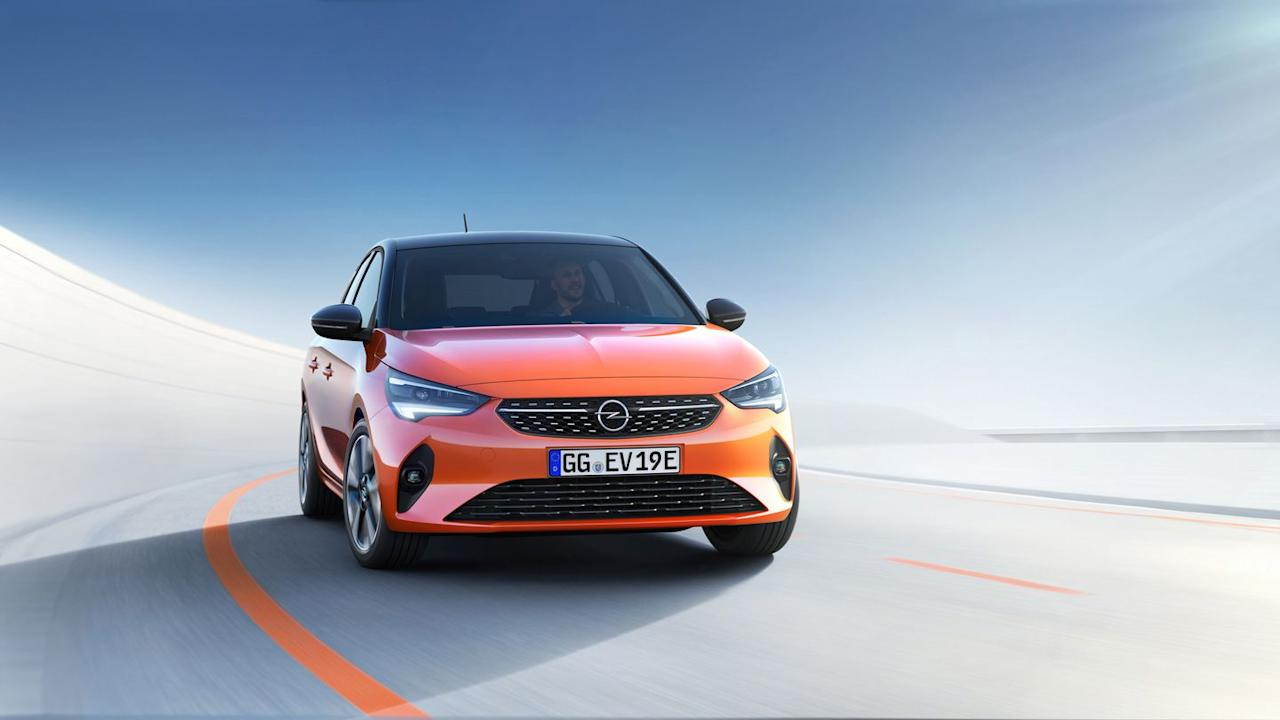 View Photos of the 2019 Opel Corsa-e