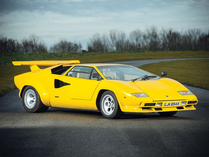 5 Things You Didn T Know About The Lamborghini Countach